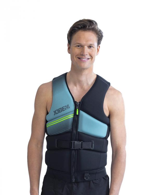 Unify Vest Men Vintage Teal
