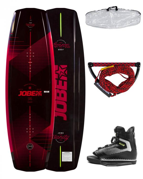 Vanity Wakeboard 131 & Maze Bindings Package
